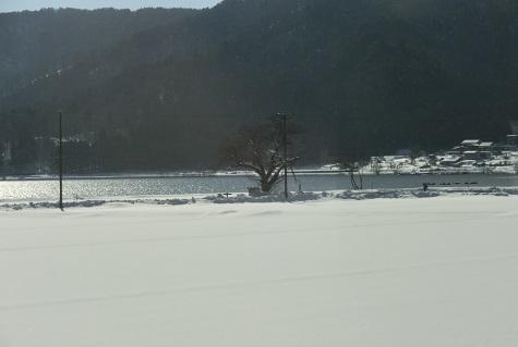 13 余呉湖