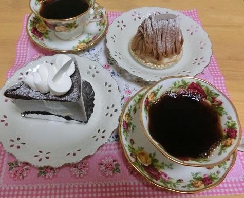 2 ケーキ