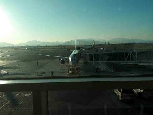 5 空港の様子