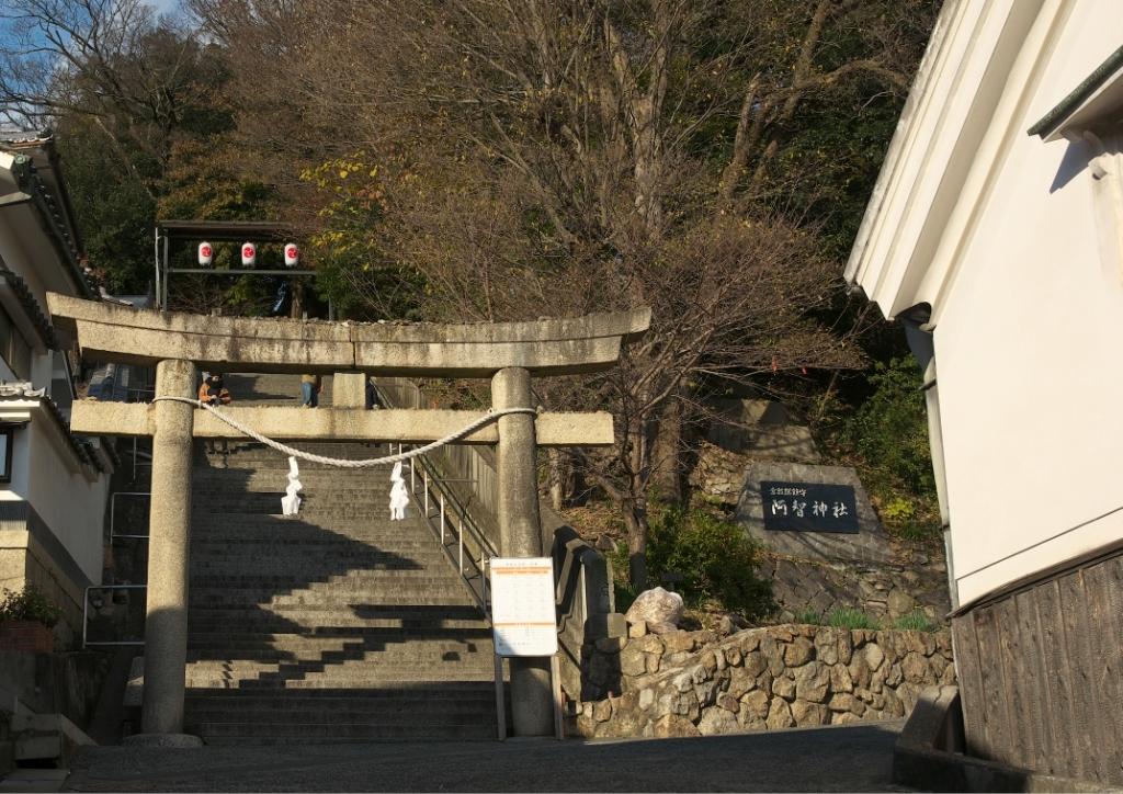 阿智神社 (1)