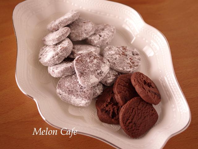 超簡単に大量生産のチョコチップ入りココアクッキー