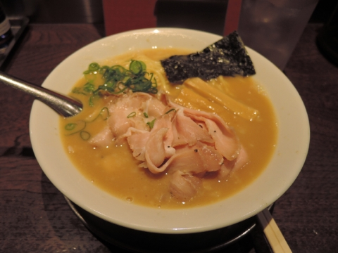 光麺_熟成光麺・肉盛り