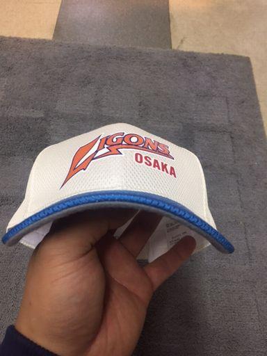 ライゴンズ様 帽子2