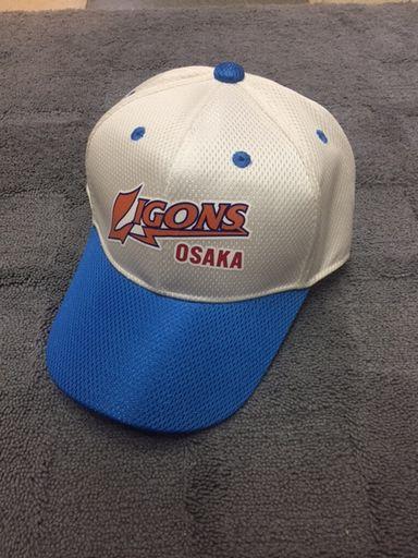 ライゴンズ様 帽子