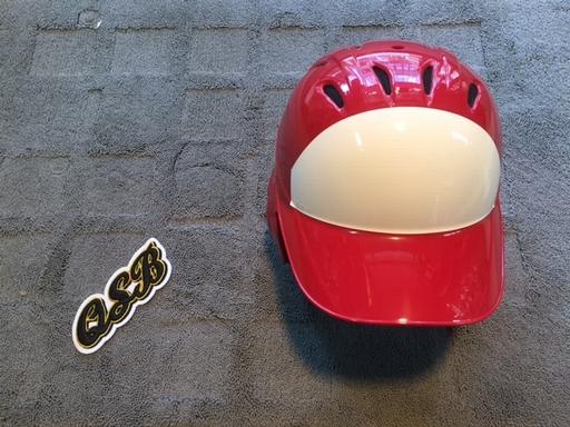 球魂様 ヘルメット