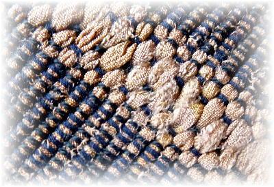 裂き織りトート4-2