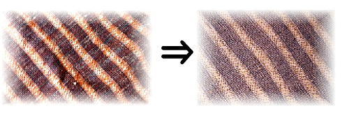 裂き織りトート4-5