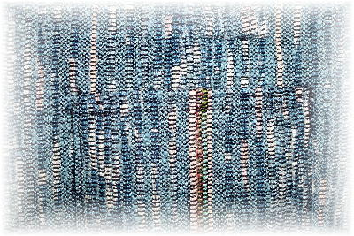 裂き織りバッグ9-4