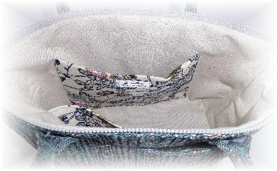 裂き織りバッグ9-5