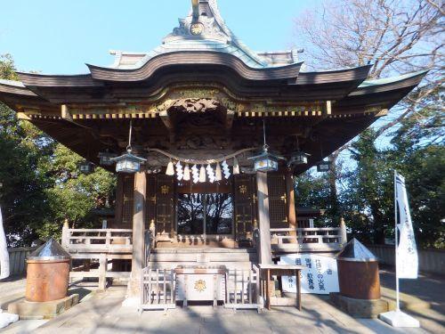 白旗神社2