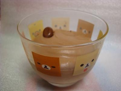 チョコレートムース7