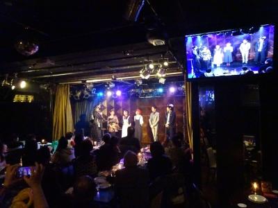 ベロニカマジックナイト,京橋駅,ステージショー,大阪,関西