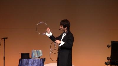 Entertainer MIKIYA,エンターテイナーミキヤ,チャイナリング,リンキングリング,マジック教室,関西,大阪市鶴見区,マジシャンmagician,magic