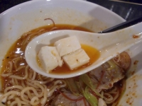 chopsticks@六本木・20161208・豆腐