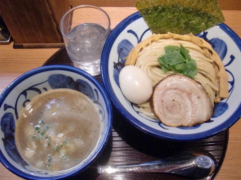 よし田@木場・20170126・つけ麺