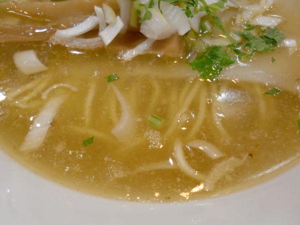 壱富士@目黒・20170201・スープ