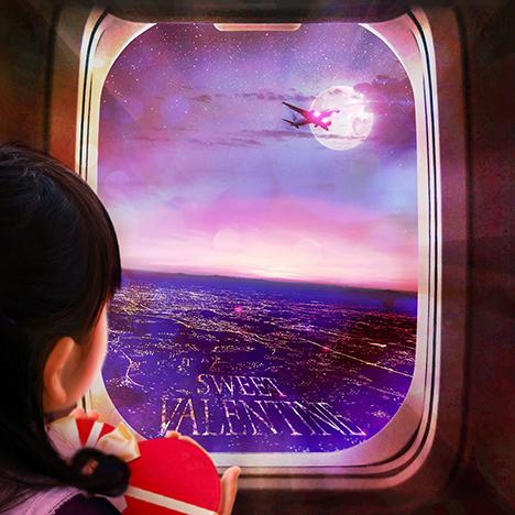JALは、国内線往復航空券がプレゼントされる「会いたくなったら、すぐ飛ぼう!キャンペーン」を開催!
