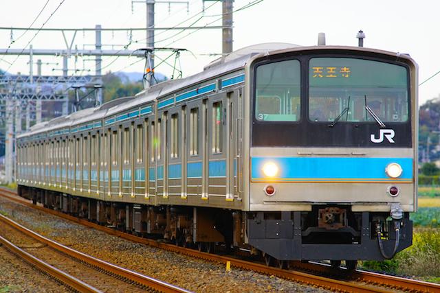 161223 JRW hanwa 205-0 nagataki1