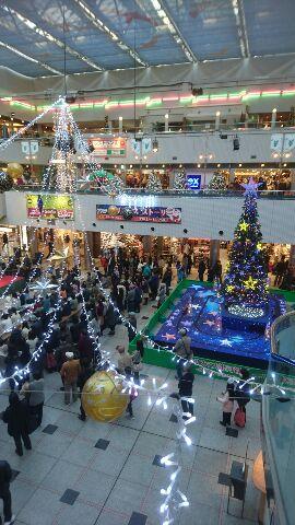 街はクリスマスイベント 2016