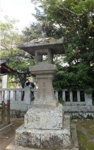DS石燈籠