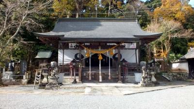 丹波篠山・春日神社03本殿