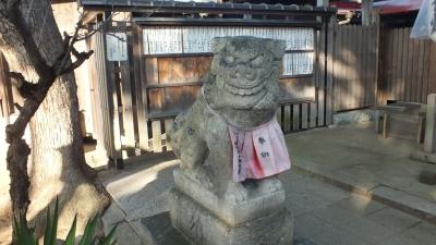 東淀川・菅原神社04狛b