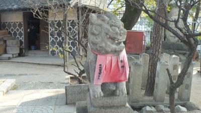 東淀川・菅原神社04狛a