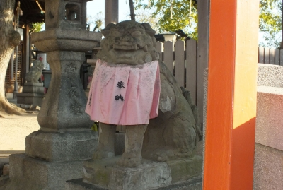 東淀川・菅原神社05狛b