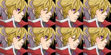 青年魔術師Ace/顔グラ1-1
