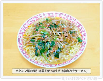 ビタミン菜料理02