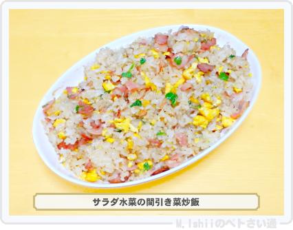 サラダ水菜料理01