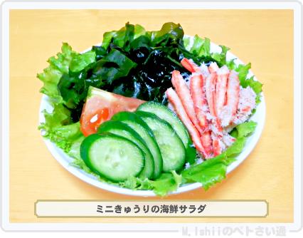 ミニきゅうり料理06
