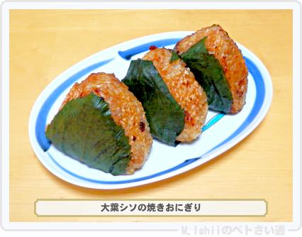 大葉シソ料理01