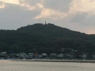 東郷公園 遠景