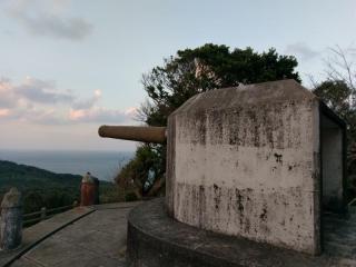 15糎砲 砲台