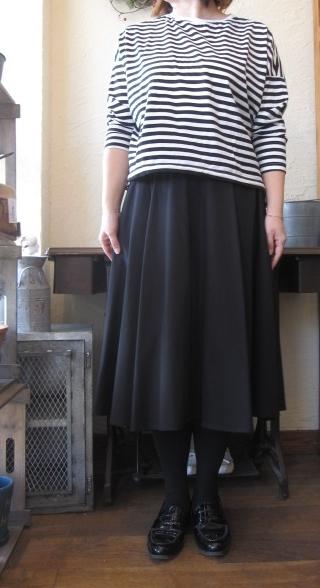 ショートカットオケージョンスカート