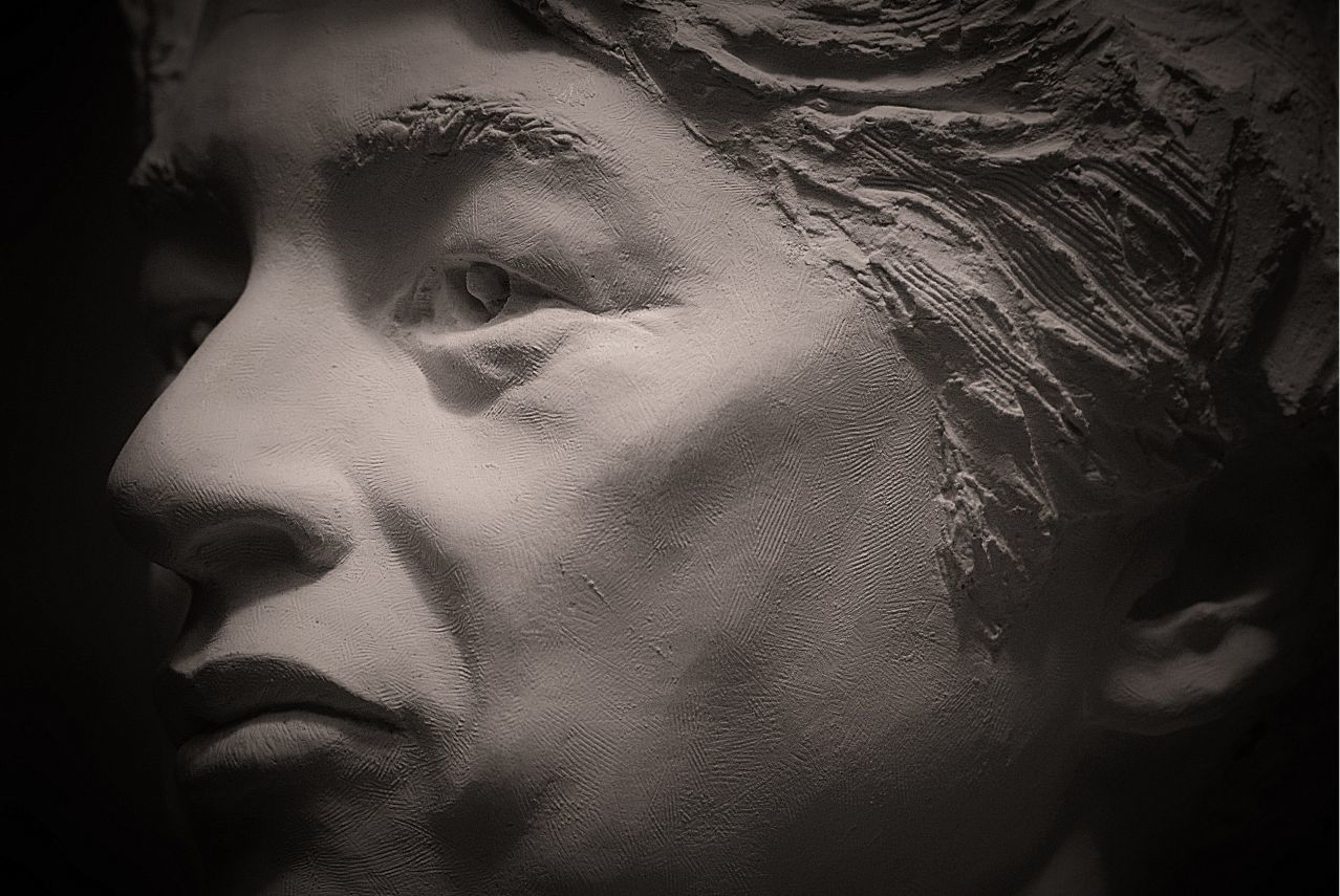 風人'16 石膏像