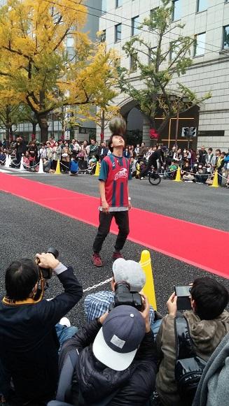 13 フリースタイル・フットボウラー横田陽介