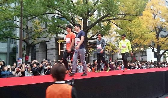 26 リオ・オリンピック400m銀メダリストと朝原さん