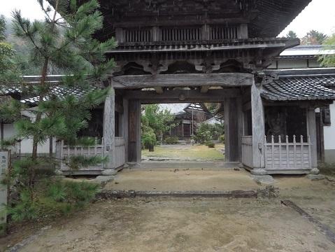 亀岡、千手観音 023-2w