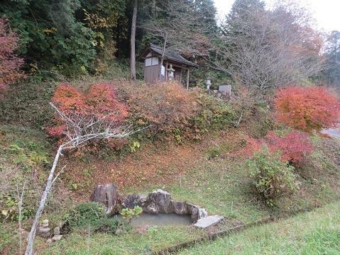 長安寺のモミジ 006-2e