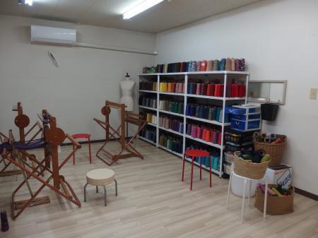 mizum工房織り部屋