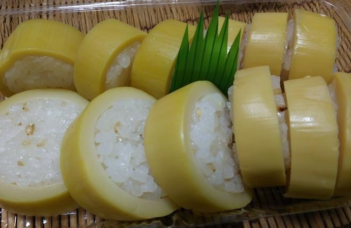 161022タケノコ寿司 (3)