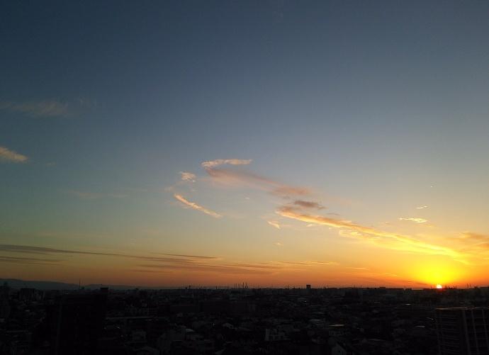 161116夕陽 (3)