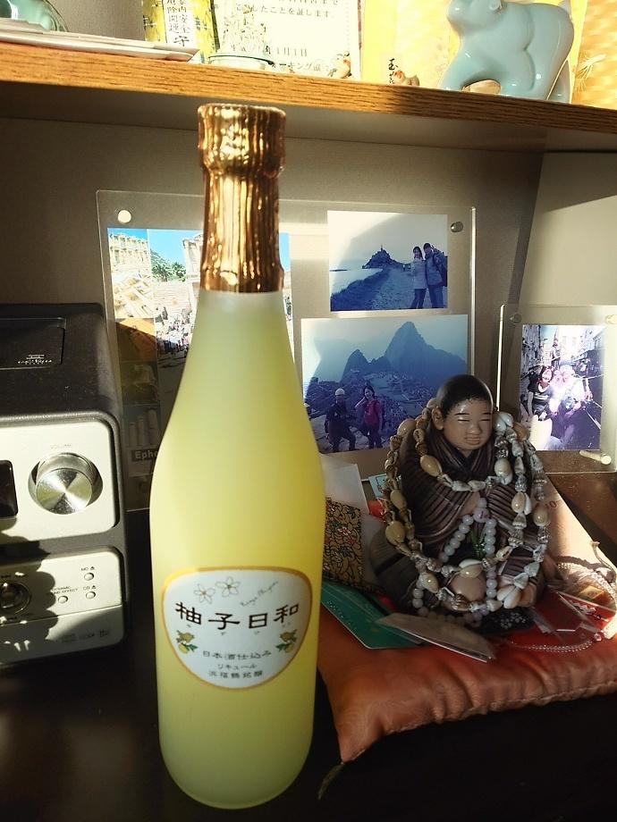 161220ゆず酒 (1)