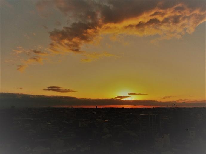 170111夕陽 (1)