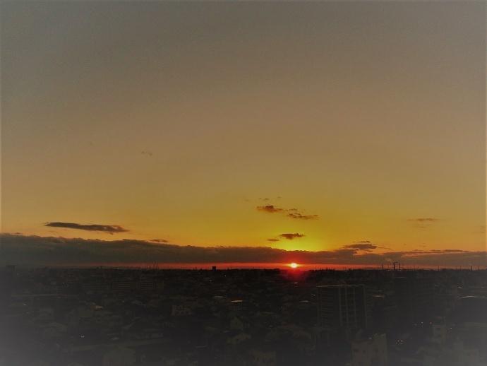 170111夕陽 (2)