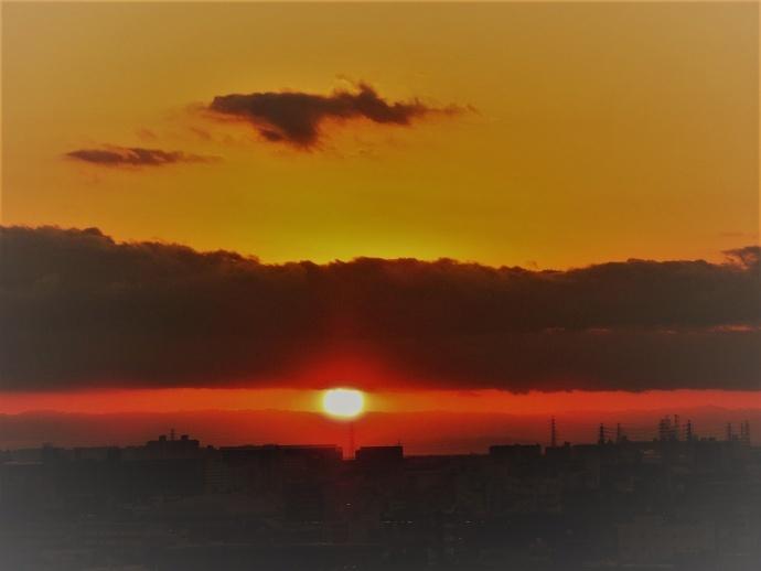 170111夕陽 (3)
