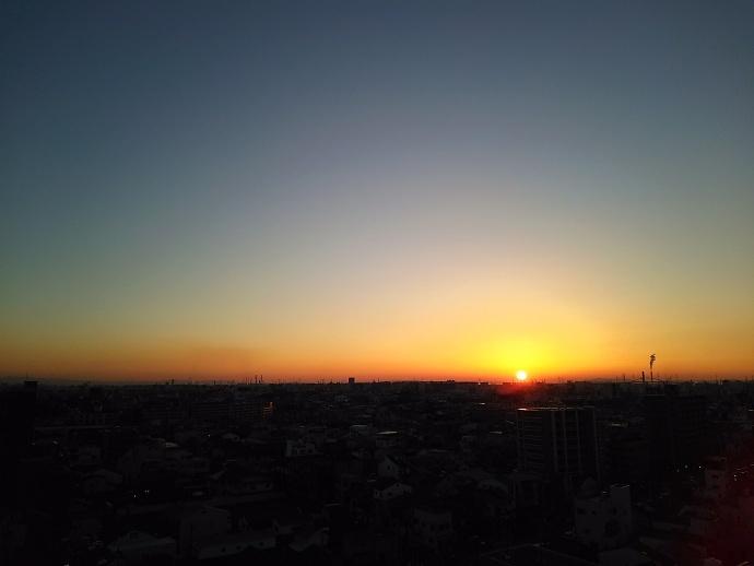 170126夕陽 (1)