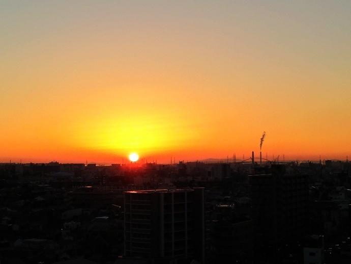 170126夕陽 (5)